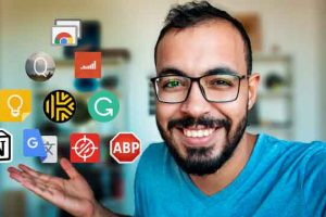 10 إضافات لجوجل كروم للإنجاز