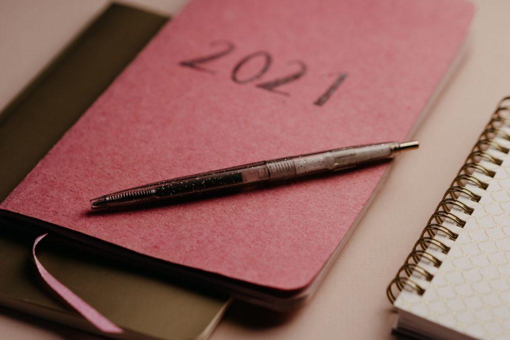 تدوين اليوميات