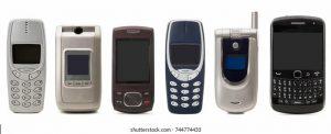 هواتف غير ذكية